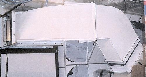 Manrico francesconi srl messa in opera e produzione di - Canalizzazione aria condizionata ...